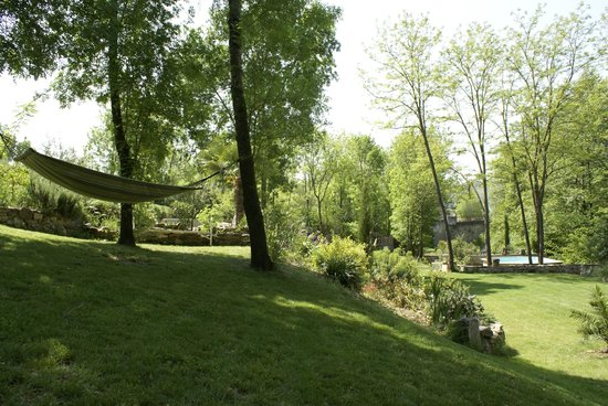 La Manufacture Royale : Jardin