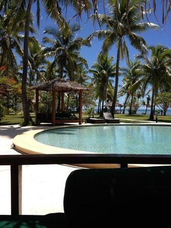 Lomani Island Resort: Pool