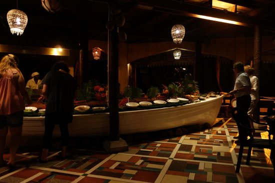 Boat House: Buffet