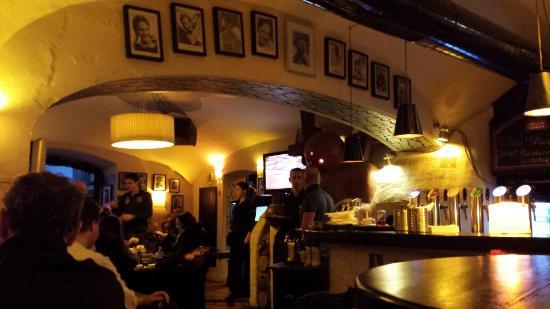 Photo of Restaurant u Schnellu taken with TripAdvisor City Guides