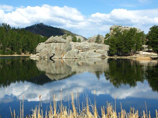 Sylvan Lake: Reflections