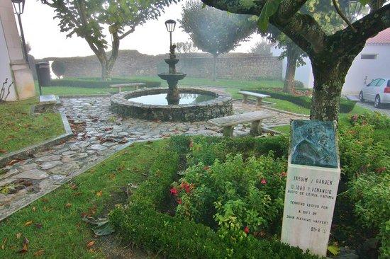 Pousada de Ourem - Fatima Historic Hotel: Park