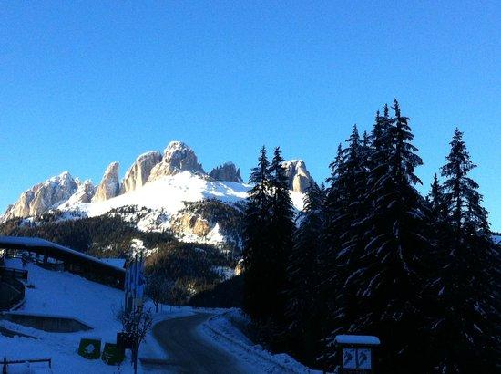 Dolomites Inn: La strada per arrivare in Hotel