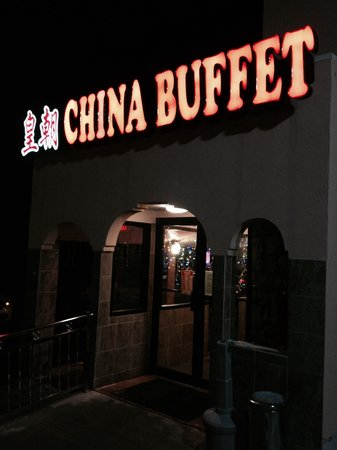 China Buffet: Excellent Food !