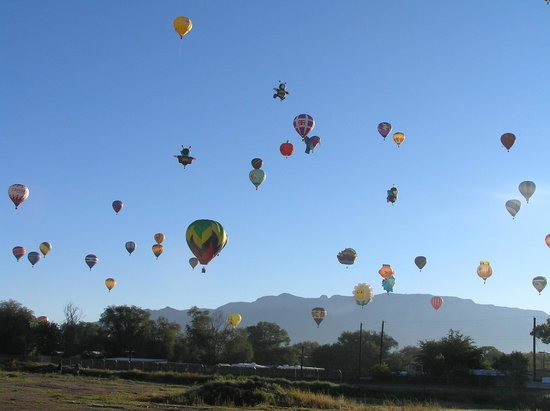 Balloon Fiesta Park : Balloons for all ages and in all styles!
