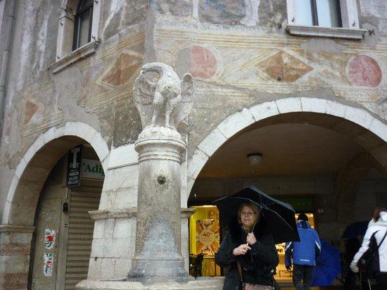 Hotel Buonconsiglio: Angolo di piazza Duomo