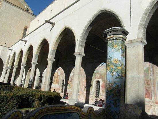 Complesso Monumentale di Santa Chiara: Chiostro Santa Chiara