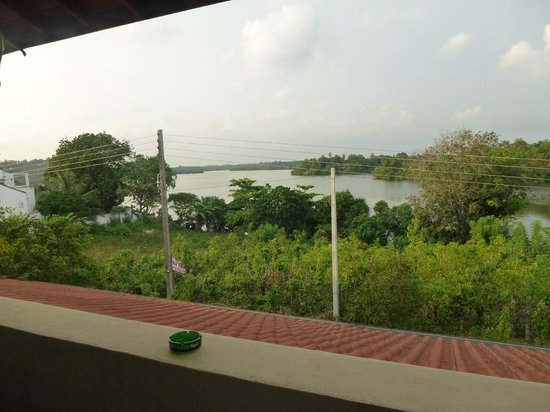 Asian Jewel Boutique Hotel : View from our room