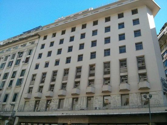 HR Luxor Buenos Aires: Frente