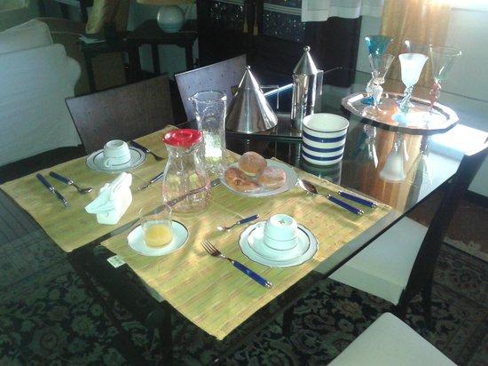 Villa Pace: colazione