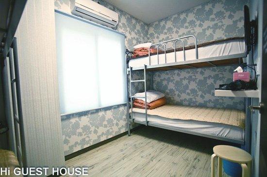 Hi Guesthouse: Dorm