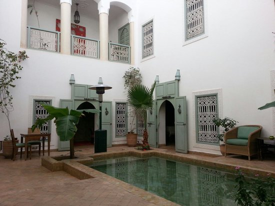 Riad les Hibiscus : Lovely and peaceful place