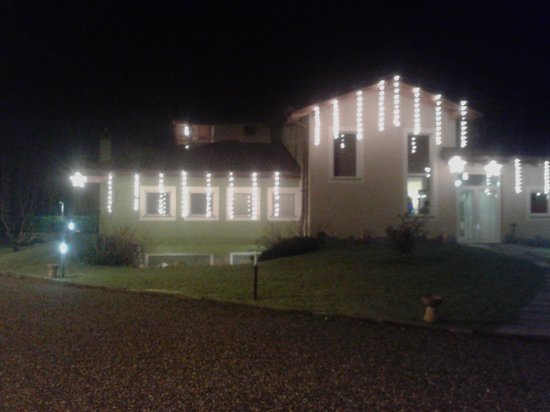 Lurate Caccivio, Włochy: esterni locanda