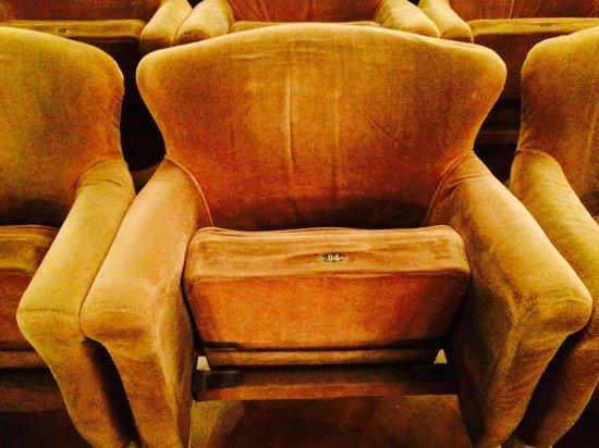 Poltrone foto di teatro bibiena mantova tripadvisor for Poltrone teatro