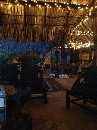 Hacienda Puerta Del Cielo Eco Spa: common area