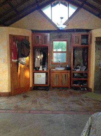 Hacienda Puerta Del Cielo Eco Spa: our casita