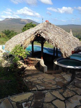 Hacienda Puerta Del Cielo Eco Spa: Pool