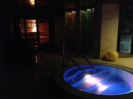 Hotel Montarto: Spa de pago