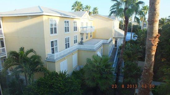Sheraton Suites Key West: Scorcio esterno hotel