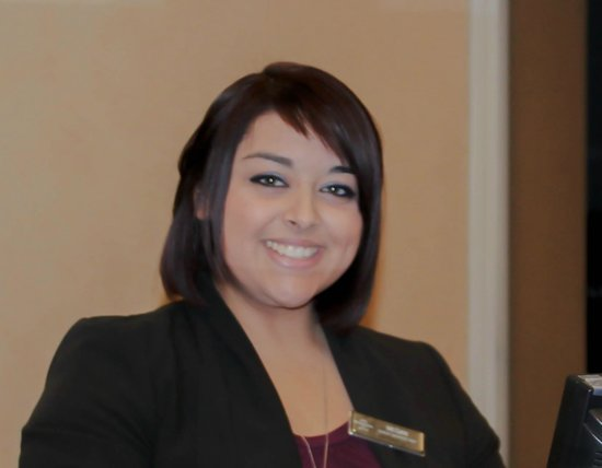 Residence Inn Waynesboro : Megan, the wonderful front desk attendant