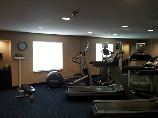 TownePlace Suites Houston North/Shenandoah: Gym