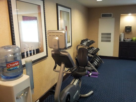 TownePlace Suites Houston North/Shenandoah: Gym