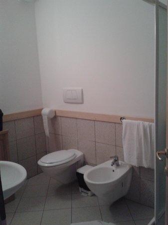 Hotel Residence Bellavista : bagno