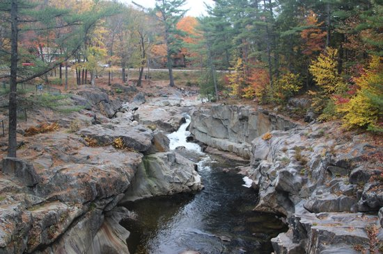 Picture Of Coos Canyon, Rangeley