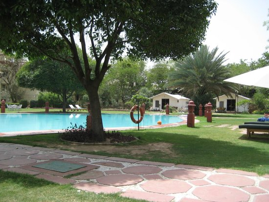 Taj Jai Mahal Palace Jaipur: Pool
