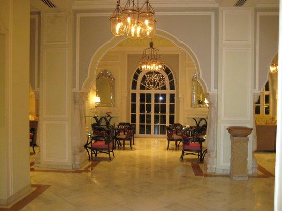 Taj Jai Mahal Palace Jaipur: Lobby
