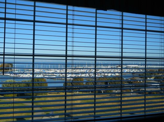 Inn at Oyster Point : View from 3rd floor room.