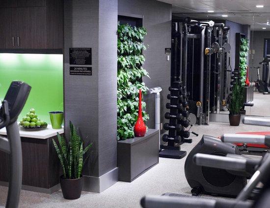 Sofitel Montreal Golden Mile: Gym SoFit