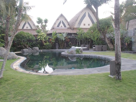 Villa Seminyak Estate & Spa : Jacuzzi shared pool