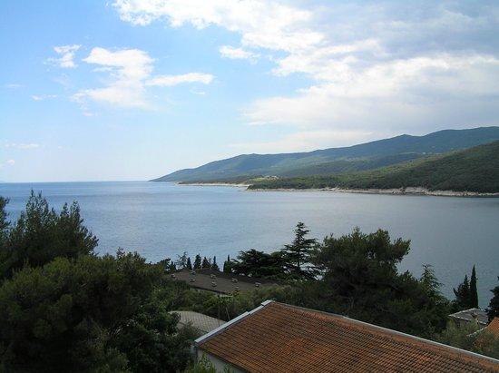 Allegro Hotel: Вид на море из номера