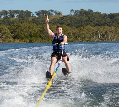 Wings Watersports: Beginners through to advanced