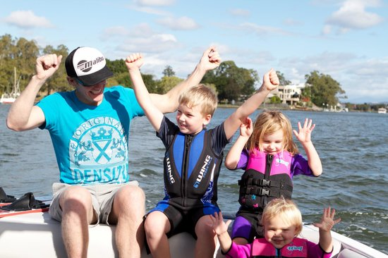 Wings Watersports: Waterskiing and wakeboarding for all ages