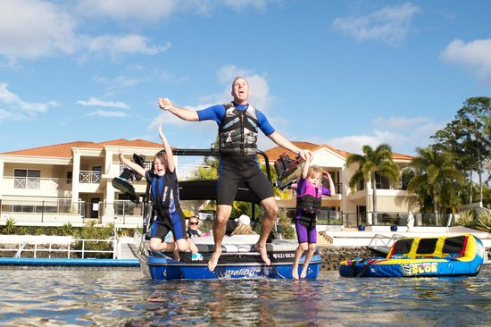 Wings Watersports: Fun for the whole family