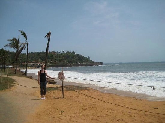 Vivanta by Taj - Holiday Village, Goa: Beach