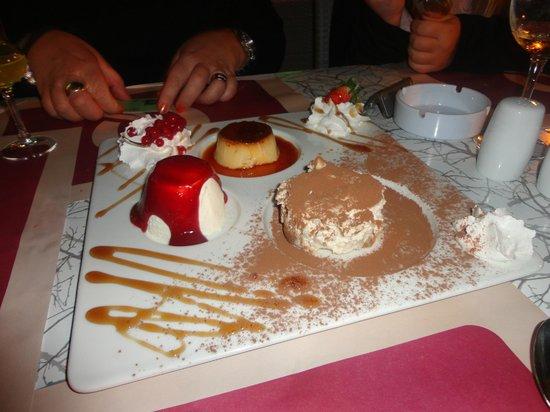 Quadro: Underbar dessert