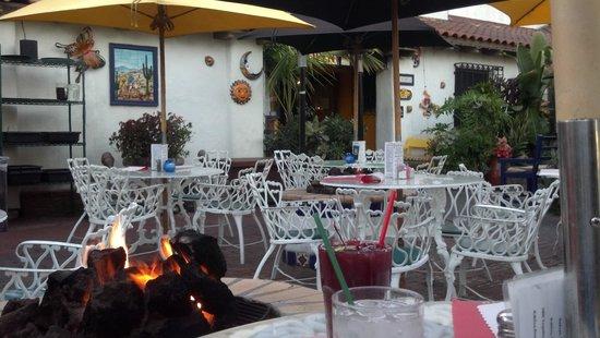 Carlsbad Inn Beach Resort : Norte restaurant