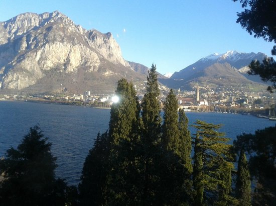 Clarion Collection Hotel Griso Lecco: Restaurant view