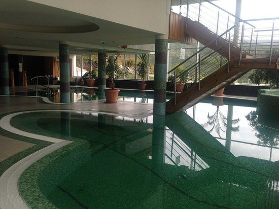 The Residence Ozon Conference & Wellness Hotel : Pool