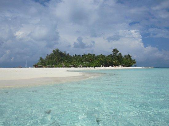 VOI Maayafushi Resort: tutta l isola