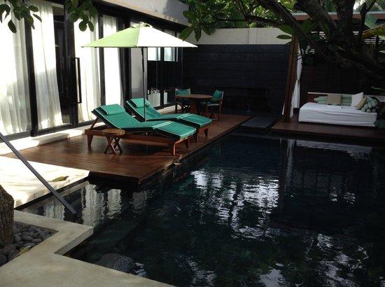 W Retreat & Spa Bali - Seminyak : Pool Villa