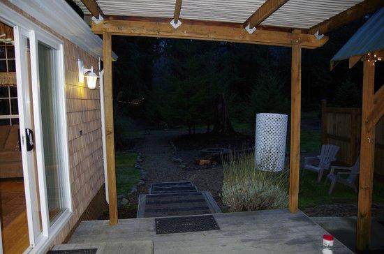 Robin Hood Village Resort : outdoor area