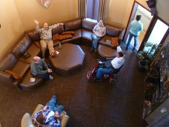 Kalahari Resorts & Conventions: Truly a GREAT room!
