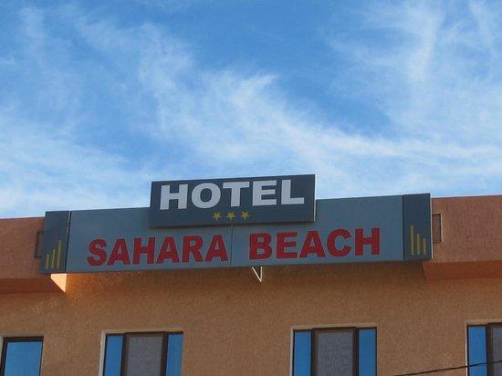 Hotel Sahara Beach: Sahara Beach