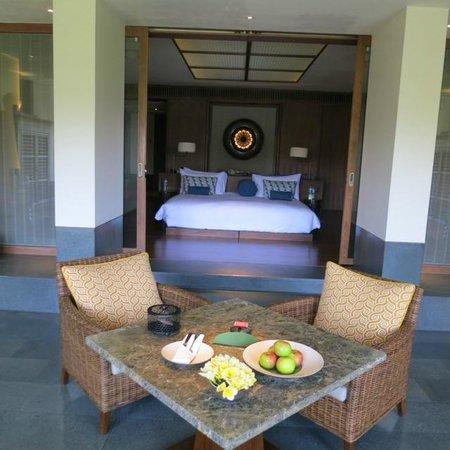 Fairmont Sanur Beach Bali : Premier Suite