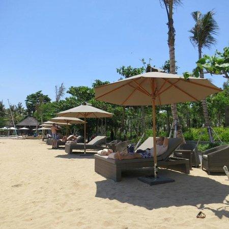 Fairmont Sanur Beach Bali: Beach