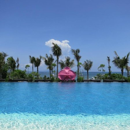 Fairmont Sanur Beach Bali: Infinity Pool
